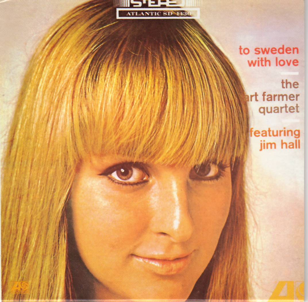 Art Farmer Quartet* Art Farmer Quartet, The·feat. Jim Hall - Interaction